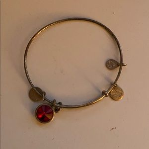 Red stone Alex and ani